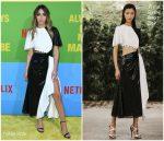 "Chloe Bennet  In Prabal Gurung @  Netflix's ""Always Be My Maybe"" LA Premiere"