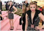 Chloë Grace Moretz  In Louis Vuitton @ 2019 Met Gala