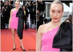 "Chloë Sevigny In Miu Miu @ ""Once Upon a Time in Hollywood""  Cannes Film Festival Premiere"