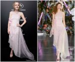 Dakota Fanning  In Rodarte @ Trophée Chopard Cannes Film Festival Event