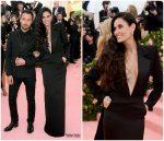Demi Moore In Saint Laurent @ 2019 Met Gala