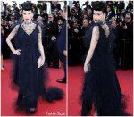 Dita von Teese In Alexis Mabille @ Rocketman   Cannes Film Festival Premiere