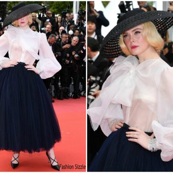 elle-fanning-in-christian-dior-haute-couture-once-upon-a-time-hollywood-cannes film-festival-premiere
