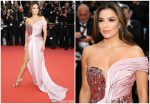Eva Longoria In Alberta Ferretti Limited Edition  @ 'The Dead Don't Die' Cannes Film Festival Premiere & Opening Ceremony