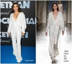 "Eva Longoria In Alberta Ferretti  @   ""Rocketman""  Cannes Film Festival Gala Party"