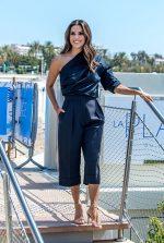 Eva Longoria In Max Mara  @  Cannes 2019