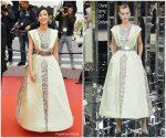 Gwei Lun-Mei In Chanel Haute Couture @ 'The Wild Goose Lake' Cannes Film Festival Premiere