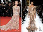 """Helen Mirren  In Elie Saab  Couture @""""Les Plus Belles Annees D'Une Vie"""" Cannes Film Festival Premiere"""