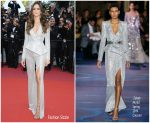 Izabel Goulart in Zuhair Murad Haute Couture @ 'Rocket Man' Cannes Film Festival Premiere
