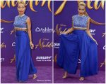 Jada Pinkett Smith  @ Disney's Aladdin  Hollywood Premiere
