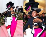Janelle Monae In Christian Siriano @ 2019 Met Gala