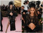 Joan Smalls In Prabal Gurung @ 2019 Met Gala