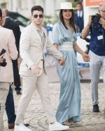 Priyanka Chopra & Nick Jonas  Out In Cannes 2019
