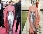 Julianne Moore in Givenchy Haute Couture @ 'Rocket Man' Cannes Film Festival Premiere