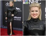Kelly Clarkson Wore In The Mood For Love  @ 2019 Billboard Music Awards
