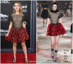 Kiernan Shipka in Christian Dior  Couture @  2019 Billboard Music Awards