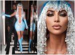 Kim Kardashian West  In Thierry Mugler  @ 2019 Met Gala After Party
