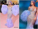 Kylie Jenner In Atelier  Versace @ 2019 Met Gala