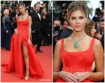 "Lala Rudge  In Etro Couture @ ""Oh Mercy! (Roubaix, Une Lumière)""  Cannes Film Festival Premiere"