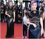 Li Yuchun in Gucci @ 'Rocket Man' Cannes Film Festival Premiere