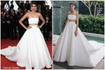"Neelam Gill  In Nicole and Felicia Couture @   ""Le Belle Époque""Cannes Film Festival Premiere"