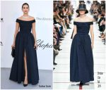 Nina Dobrev In Christian Dior @ 2019 amfAR Cannes Gala