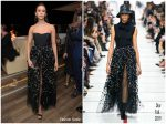 "Nina Dobrev  In  Christian  Dior @  ""Once Upon a Time in Hollywood"" Cannes 2019 After Party"