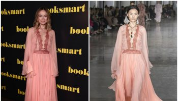 olivia-wilde-in-giambattista-valli-booksmart-london-screening