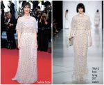 Paz Vega In Ralph and Russo Couture  @ 2019 Cannes Film Festival Closing Ceremony