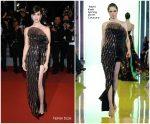 """Paz Vega  In Rami Kadi Couture @ """"Rambo V: Last Blood"""" Cannes Film Festival Premiere"""