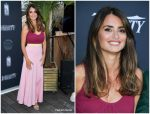 "Penélope Cruz  In  Gabriela Hearst  @ ""The Journey By The Land"" Cannes Film Festival Photocall"