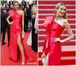 """Petra Němcová In Celia Kritharioti Couture @ """"Le Belle Époque"""" Cannes Film Festival Premiere"""