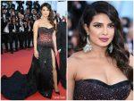 "Priyanka Chopra  Jonas In Roberto Cavalli Couture   @ ""Rocketman"" Cannes Film Festival Premiere"