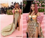 Regina Hall In  Dapper Dan x Gucci @ 2019 Met Gala