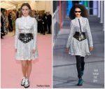 Riley Keough In Louis Vuitton @ 2019 Met Gala