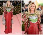 Saoirse Ronan In Gucci   @ 2019 Met Gala