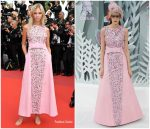 "Sasha Luss  In Chanel Haute Couture @ Once Upon a Time in Hollywood""  Cannes Film Festival Premiere"