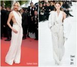"Soo Joo Park In Chanel  @ ""Once Upon a Time in  Hollywood "" Cannes Film Festival Premiere"