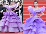 Sririta Jensen in Michael Cinco Couture @ 'Rocket Man' Cannes Film Festival Premiere