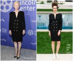 Tilda Swinton in Chanel Haute Couture @ the Film Society Of Lincoln Center's 50th Anniversary Gala