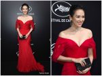 Zhang Ziyi In Atelier Versace @ Trophée Chopard Cannes Film Festival Event