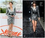 "Zhang Ziyi  In Azzaro Couture @  ""Rendez Vous With Zhang Ziyi""  Cannes Film Festival Photocall"