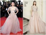 Zhang Ziyi  In Monique Lhuillier @ 2019 Cannes Film Festival Closing Ceremony