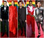 2019 Tony Awards Menswear Redcarpet