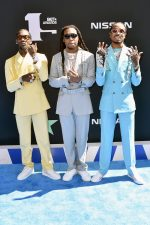 Offset, Takeoff and Quavo of Migos @ 2019 Bet Awards
