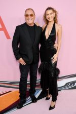 Michael Kors & Bella Hadid @ 2019  CFDA Fashion Awards