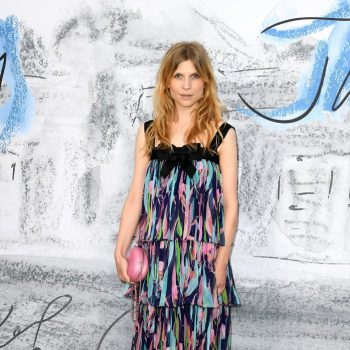 clemence-poesy-in-chanel-@-the-2019-serpentine-summer-party