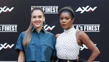 "jessica-alba-in-azzedine-alaia-&-gabrielle-union-in-prada-@-""l-a-'s-finest""-madrid-photocall"