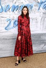 Stacy Martin in Erdem @ the 2019 Serpentine Summer Party