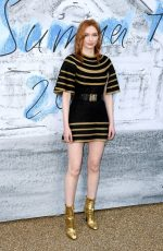 Eleanor Tomlinson in Chanel @ the 2019 Serpentine Summer Party